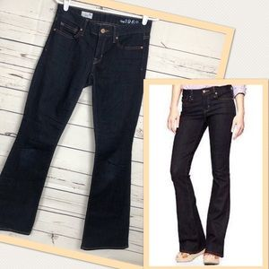 GAP Jeans Curvy Short Inseam Dark Wash 1969